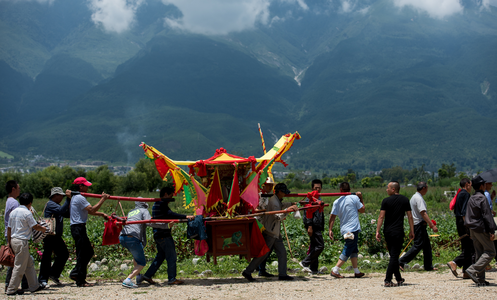 Picture: Benzhu Procession