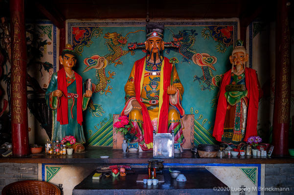 Picture: Beipanxi Wenchang Temple