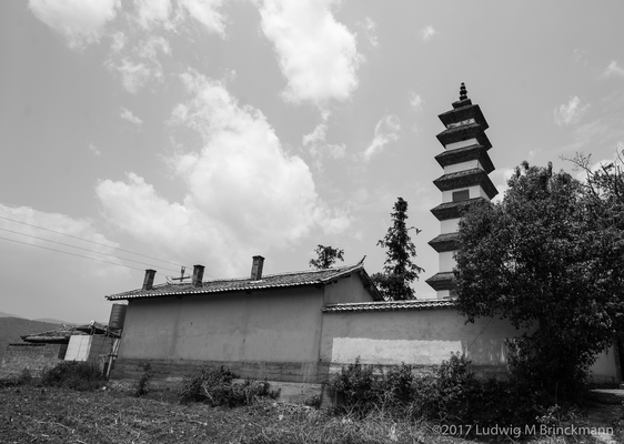 Picture: Xishan Temple 西山寺