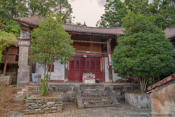 Picture: Sanyang Benzhu Temple
