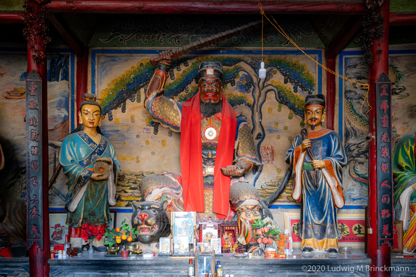 Picture: Panxi Caishen Temple