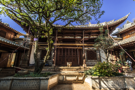 Picture: Lingjiu Temple 灵鹫寺