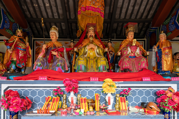 Picture: Jade Emperor Family