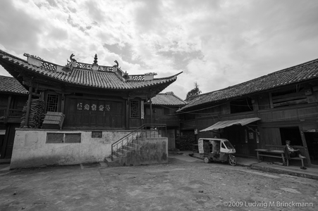 Picture: Jinji Old Stage 金鸡乡古戏台