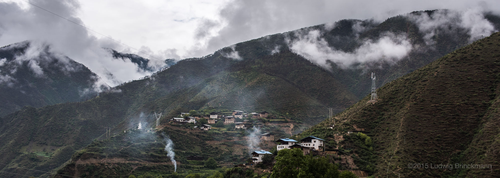 Picture: Scenery in Xiaruo.