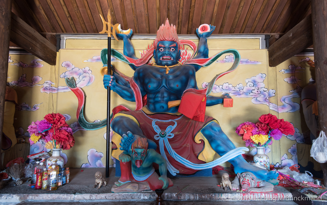 Picture: Shilong Benzhu Temple 石龙本主庙