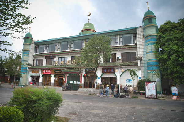 Picture: Dali South Gate Mosque 南门清真寺
