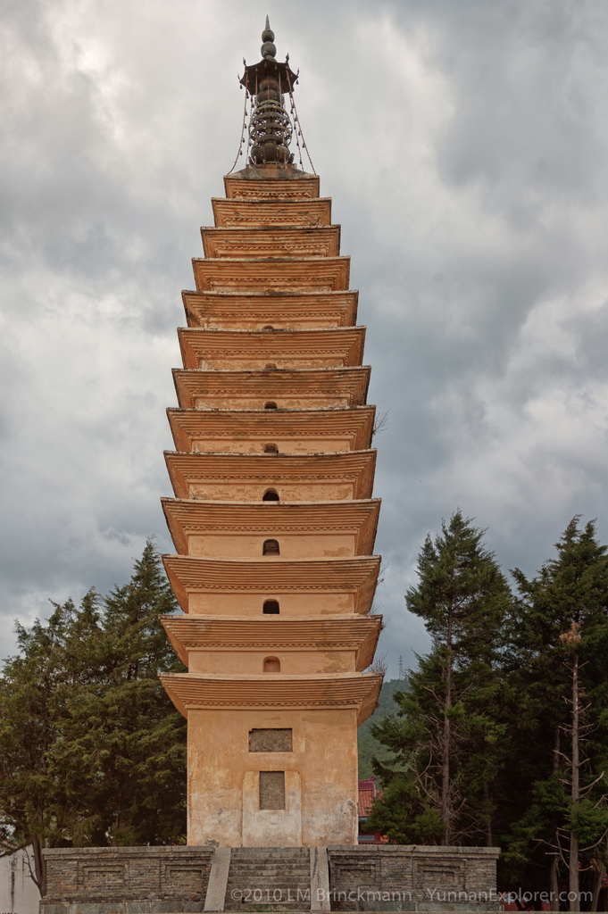 Picture: Snake Bone Pagoda
