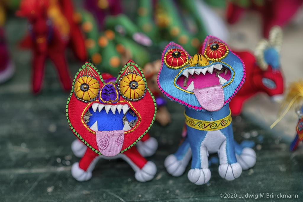 Picture: Jianchuan Cloth Charms