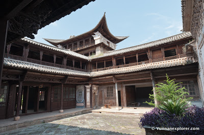 Picture: Donglianhua Muslim Village