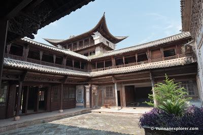 teaser image for Donglianhua Muslim Village slides