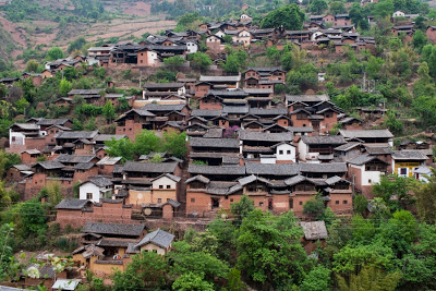 Picture: Nuodeng Salt Village