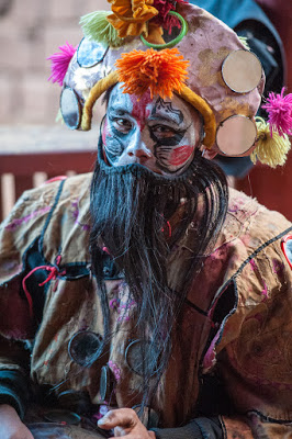 Picture: Shilong Yunnan Opera Troupe