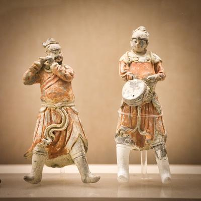 Picture: Ming Dynasty Dali Funerary Figurines