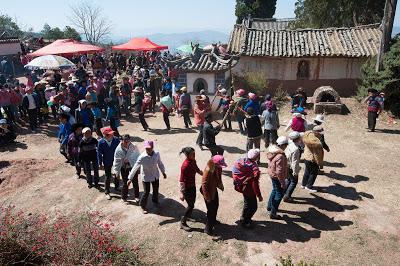 teaser image for Wuyin Pilgrimage 五印朝山节 slides