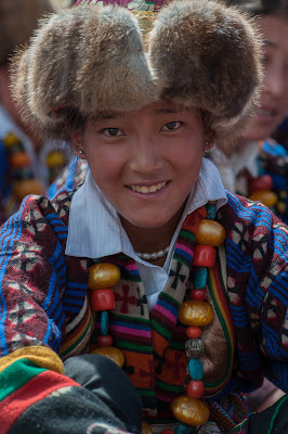 teaser image for Faces of Zhongdian slides